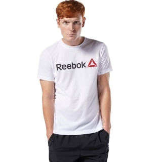 GS Reebok リニアロゴ Tシャツ