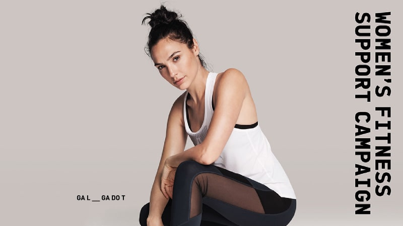 Reebok×REVLON  WOMEN'S FITNESS SUPPORT CAMPAIGN リーボック×レブロン  ーフィットネス女子応援キャンペーン