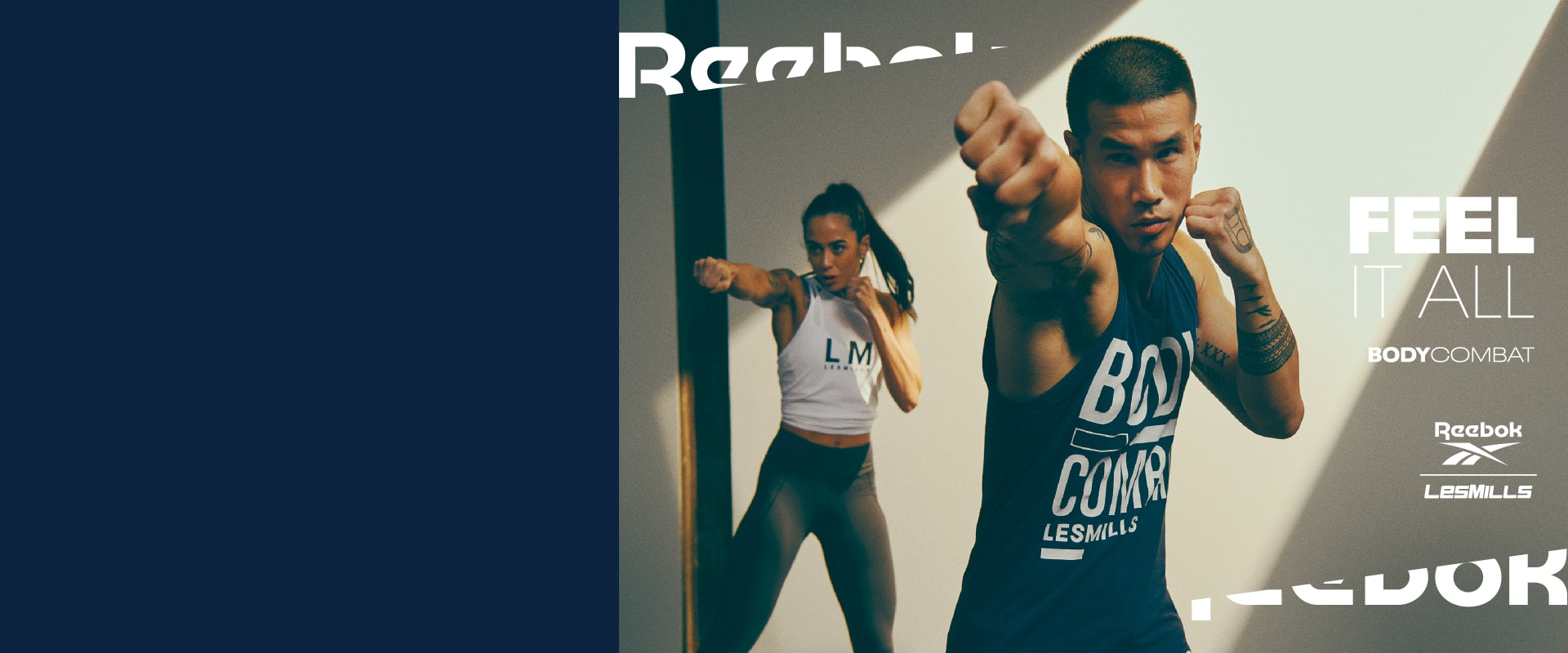 Reebok LES MILLS 2020 Spring/Summer New collection & Campaign