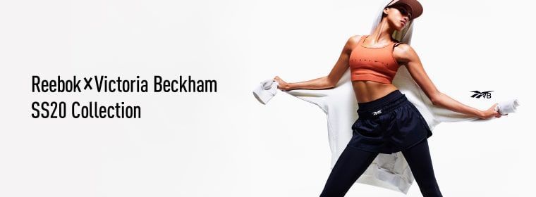 Reebok×Victoria Beckham SS20 Collection