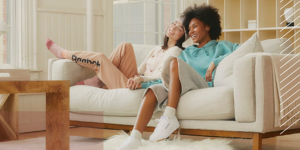 Reebok WORK FROM HOME WEAR