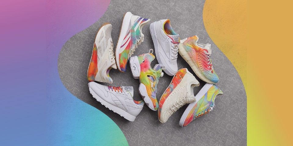"Reebok ""All Types of Love"" Collection"