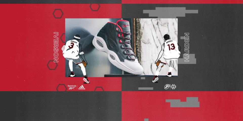 Iverson×Harden Question Mid