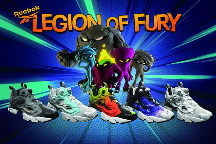 LEGION OF FURY