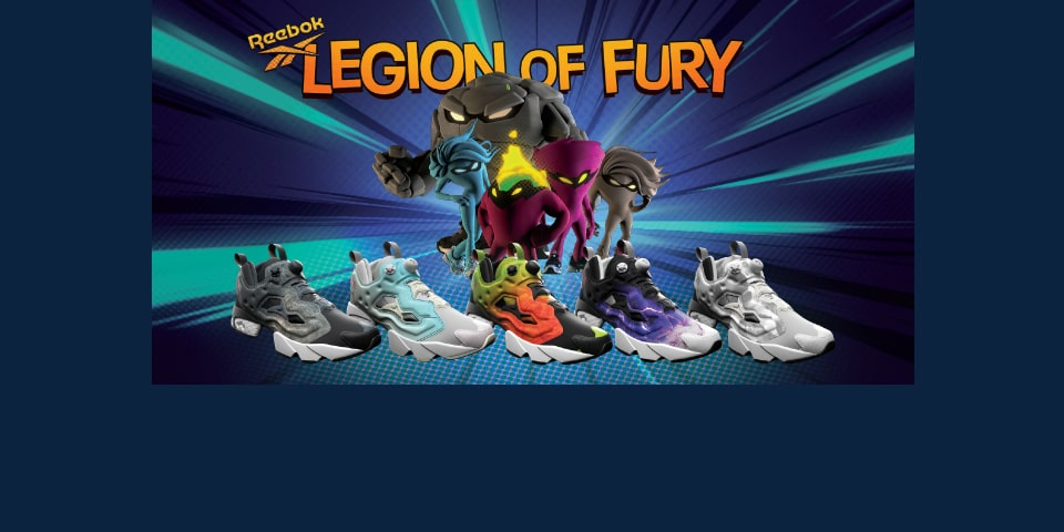 "INSTAPUMP FURY ""LEGION OF FURY"""