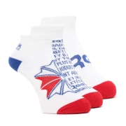 アンクル 3Pソックス [CL GRAPHIC ANKLE 3P SOCKS]