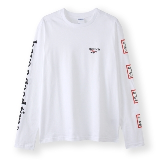 【Reebok CLASSIC×have a good time】ベクター ロングスリーブ Tシャツ