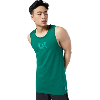 LES MILLS Performance Cotton タンクトップ