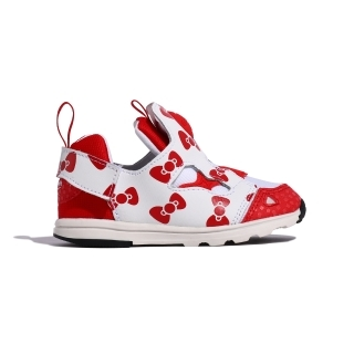 子供用 Versa ポンプフューリー Hello Kitty / Versa Pump Fury Hello Kitty Shoes