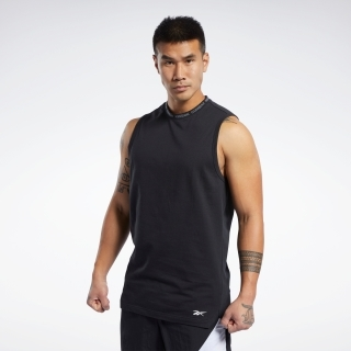 RBK PERFORATED COTTONTANK