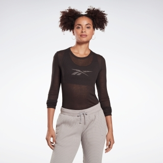 SR Rib Long Sleeve