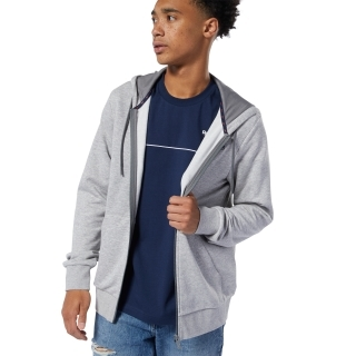 VECTOR HOODED TRACK TOP