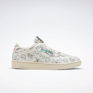 【Reebok x Tom & Jerry】クラブ シー / Club C 85 Shoes