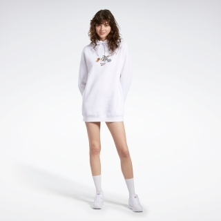 【Reebok x Tom & Jerry】トム アンド ジェリー フード ドレス / Tom and Jerry Hooded Dress