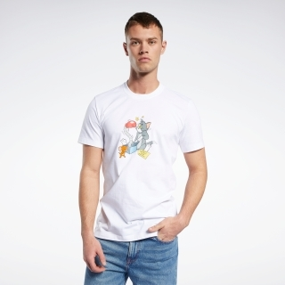 【Reebok x Tom & Jerry】トム アンド ジェリー Tシャツ / Tom and Jerry Tee