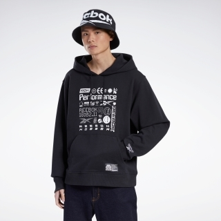 【Reebok DESIGNED by BlackEyePatch】ブラック アイ パッチ フーディー / BLACK EYE PATCH Hoodie