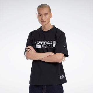 【Reebok DESIGNED by BlackEyePatch】ブラック アイ パッチ Tシャツ / BLACK EYE PATCH Tee