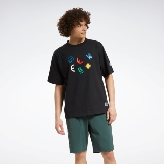 【Reebok DESIGNED by BlackEyePatch】ショート スリーブ Tシャツ / Short Sleeve Tee